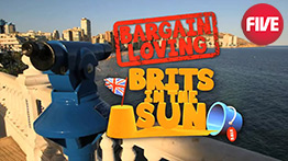 As seen on Brits in the Sun