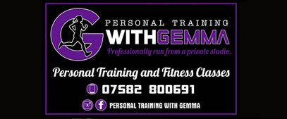 Personal Training With Gemma